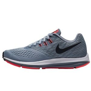 Nike Women's Air Zoom Winflo 4 Running Shoes 9